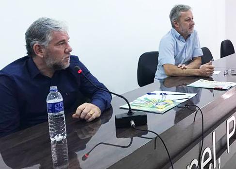 Betinho se reuniu com todos os sindicatos papeleiros dos Estados de SP e MS